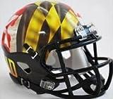 Maryland Terrapins Riddell Speed Mini Replica Pride Football Helmet