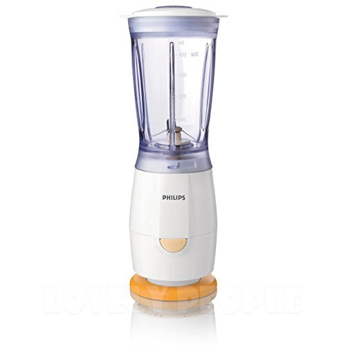 Used, Authentic Philips Hr2860 Mini Fruit Juicer Blender for sale  Delivered anywhere in USA