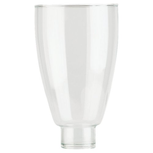 Clear Glass Shade (Sea Gull Lighting 9004-32 Glass Shade, Clear)
