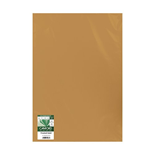 Canford Paper A1 Frosted Gold by Daler Rowney