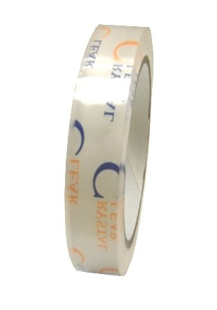 Yds Clear Tape - T.R.U. LP-20CC Book Repair Crystal Clear Label Protection Tape: 1 in. x 72 yds. (Pack of 1)
