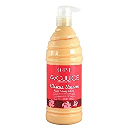 Avojuice Hibiscus Blossom Juicie Hand & Body Lotion | size 6.6fl.oz./200mL