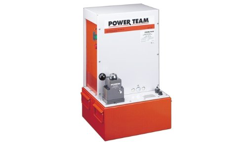 (SPX Power Team PQ1203 Electric Pump for Single Acting Cylinders)