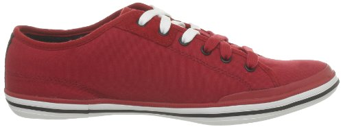 Caterpillar Solid Canvas Herren Low-top Rot (Regal Rot Canvas)