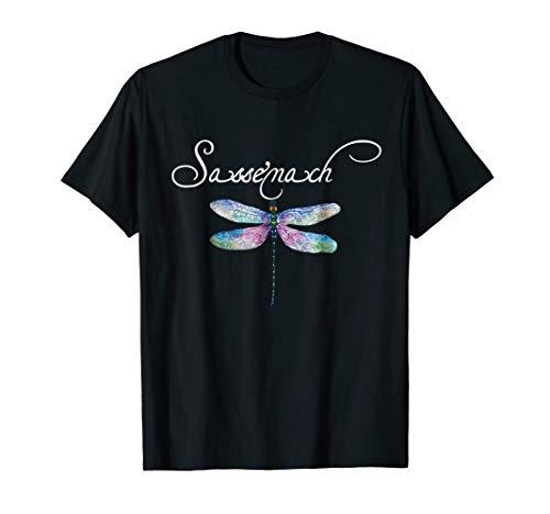 Sassenach Dragonfly Awsome Tshirt Outlander ()