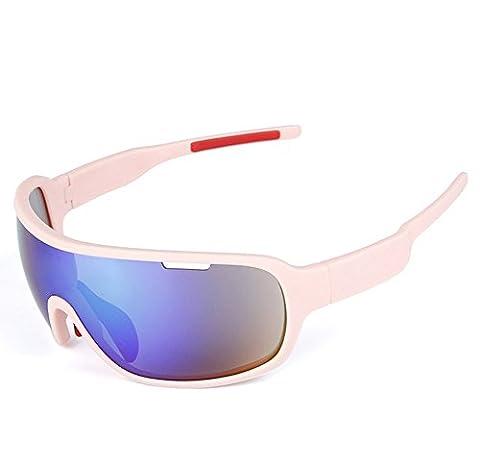 Wonzone Polarized Cycling Sunglasses Outdoor Sports Bicycle Sun Glasses Bike Sunglasses Running Driving Racing Ski Goggles Eyewear (Scratch Golf Game Gear)