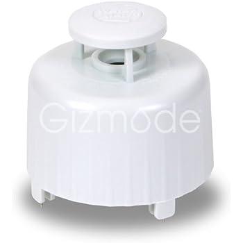 Gizmode the Original Water Alarm 9volt Water Alarm Detector, 110db Alarm Wa01