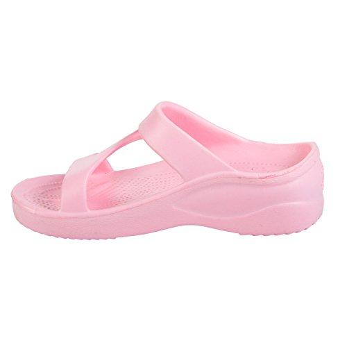 DAWGS Toddler Z Sandal Soft Pink