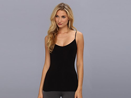 Cosabella Women's Talco Long V Neck Camisole, Black, Medium