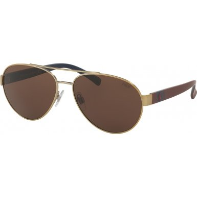PH3098 GOLD Polo BRUSCHED C61 WITH MATTE BROWN PALE 6xzRq8