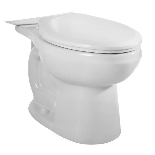 (American Standard 3705.216.020 H2Option Dual Flush Right Height Toilet Bowl, White (Bowl Only))