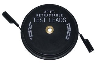 30 foot Retractable Test lead-2Pack