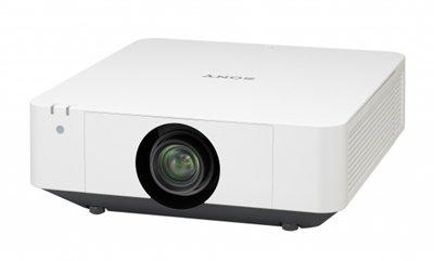 6000lm Wuxga Data Projector, White ()
