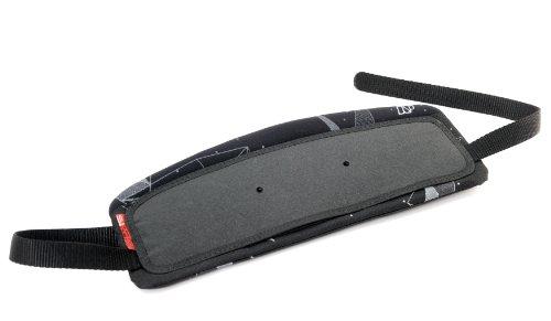 NP Surf Kite Spreader Bar Pad, Black, 30cm