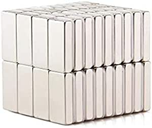 2564 x 1364 x 564 inch RECTANGULAR Ultra strong magnets Pieces 20  50  100  200 10x5x2 mm