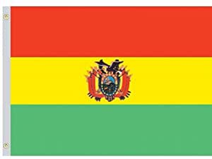 3x5 Bolivia Flag Superior Outdoor Nylon