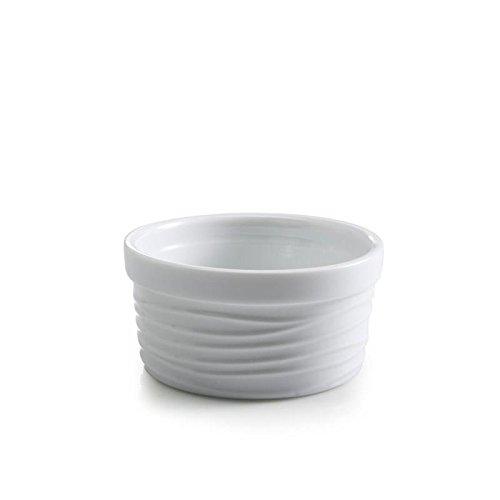 BIA Kalahari Ramekin, 5oz/148ml, Porcelain. - Chefs Ramekins