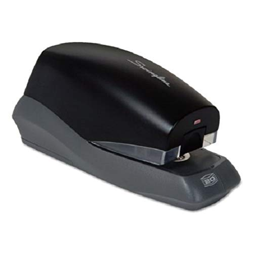 Breeze Automatic Stapler, Full Strip, 20-Sheet Capacity, Black, Sold as 1 ()