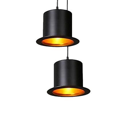 Racoon City|Lámparas para Techo con forma de Sombrero de ...