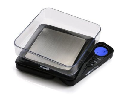 American-Weigh-Scales-Black-Blade-Digital-Pocket-Scale-BL-1KG-BLK-1000-by-01-G