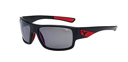 Grey Polarized Black Lunettes Whisper Matt 1500 FM WHISPER Red Cébé AR de soleil nagC6f