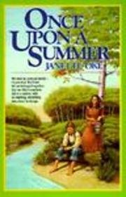 book cover of Once upon a Summer