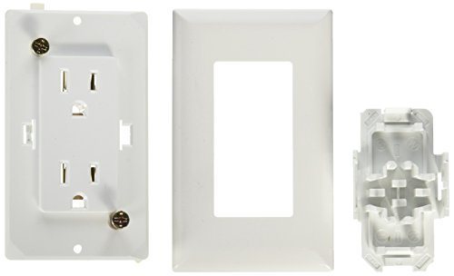 RV Designer Collection S811 Dual Outlet with Cover Plate (Quantity 2)