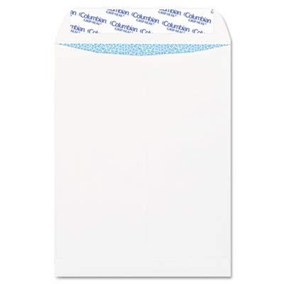 Grip Envelopes Seal Catalog - QUACO926 - Columbian Grip-Seal Security Tinted Catalog Envelopes