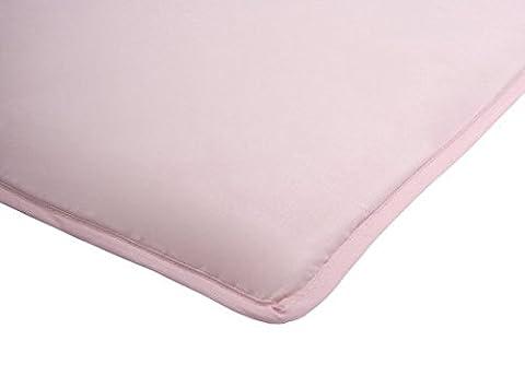 Arm's Reach Mini Co-sleeper 100% Cotton Pink Sheet