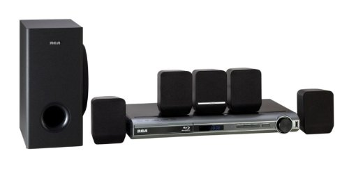 RCA RTB1016 300W Blu-ray Home Theater System by RCA