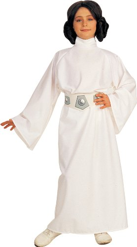 Top Big Boys' Princess Leia Md 8-10 - Sesame Street Aliens Costumes