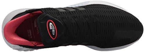 Adidas Mens Climacool 02/17 Originali Scarpa Da Corsa Nucleo Nero / Nero Utility / Bianco Calzature