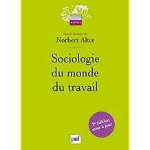 Sociologie du monde du travail [nouvelle édition]