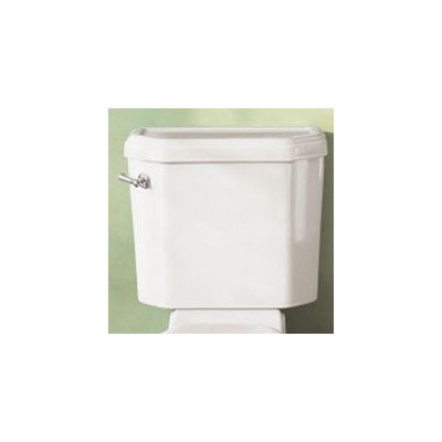 Townsend / Doral Toilet Tank Only with Coupling Components and Tank Trim Finish: (Bone Doral)