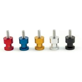 Factory Effex 15-36706 Black 6mm Swingarm Spool