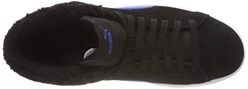 strong Sneaker Nero Fur Alto Smash Bambini Unisex Black 02 Mid puma Blue Jr Collo – Puma A V2 qtZcw7x7AX