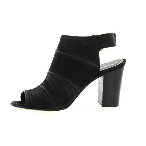 Noir Boots Pao Pao Boots Cuir Cuir Nubuck Nubuck IvRRqxB0w