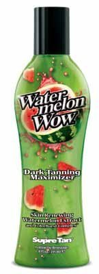 Supre Water Melon WOW Dark Tanning Maximizer Skin Renewing 235ml by Supre