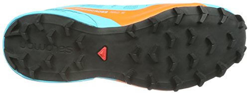 Bird Black Salomon W Ibis PRO Shoe Women's Scarlet Trail Speedcross Blue 2 Running 7qRa7x