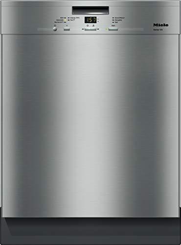Miele G 4943 SCU Series 120 Unterbaugeschirrspüler mit 3D-Besteckschublade / A+++ / 237 kWh / AutoOpen-Trocknung / 14…