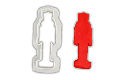Nutcracker Soldier Cookie Cutter - LARGE - 4 Inches