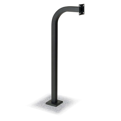 Linear Gnc-1 Curb-Mount Gooseneck Post by LINEAR