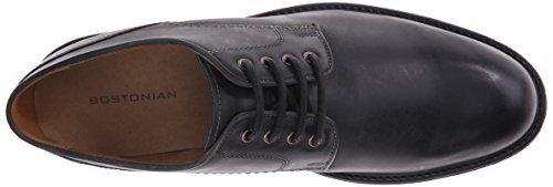 Bostonian Mens Wakeman Walk Oxford Black Smooth Leather