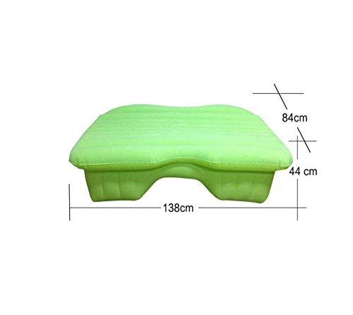 Wss Auto Lathe Car Inflatable Mattress Car Cars Flocking