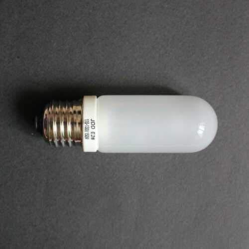 FidgetKute 5 X 150W/250W 110V/220V E26/E27 JDD Photo Studio Flash Modeling Bulb Light Tube