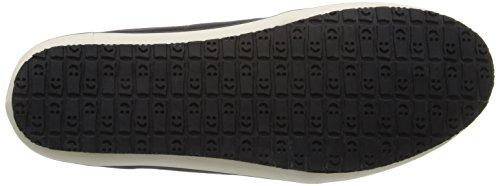 Sanuk Mens Chaussure Bateau Cassius Noir