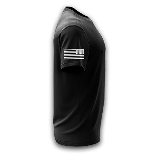 USA American Flag Men's T-Shirt ...