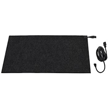 Amazon Com Heattrak Hcm24 3 Carpeted Snow Melting Door