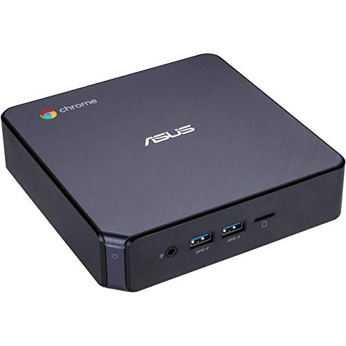 ASUS CHROMEBOX 3-N020U Mini PC with Intel Core i7, 4K UHD Graphics and Power Over Type C Port, Star Gray from ASUS