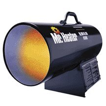 Mr. Heater MH85FAV 50-85,000 BTU Forced-Air Propane Heater